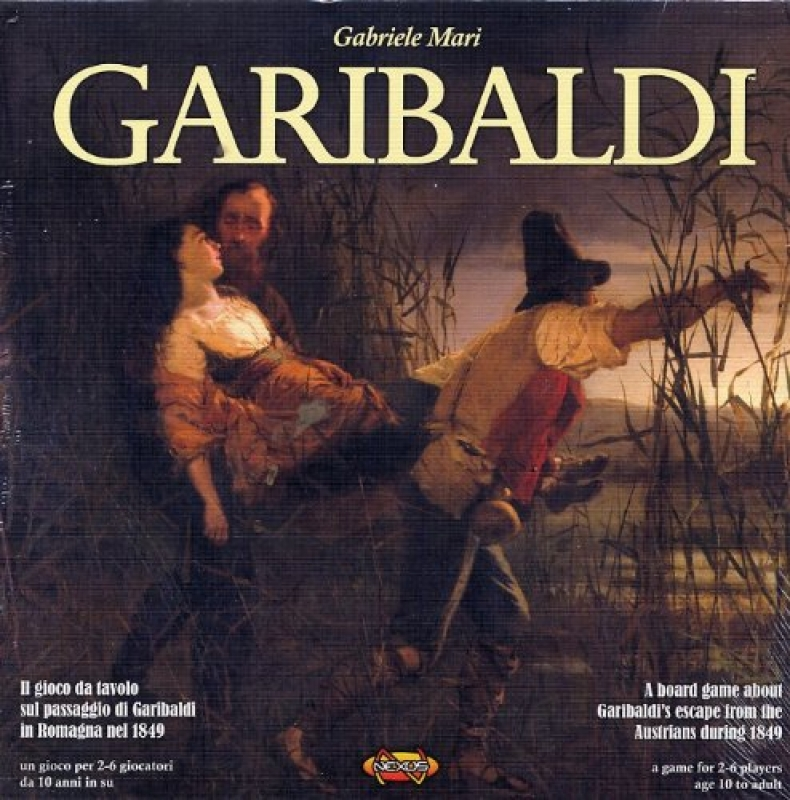 Garibaldi. La Trafila