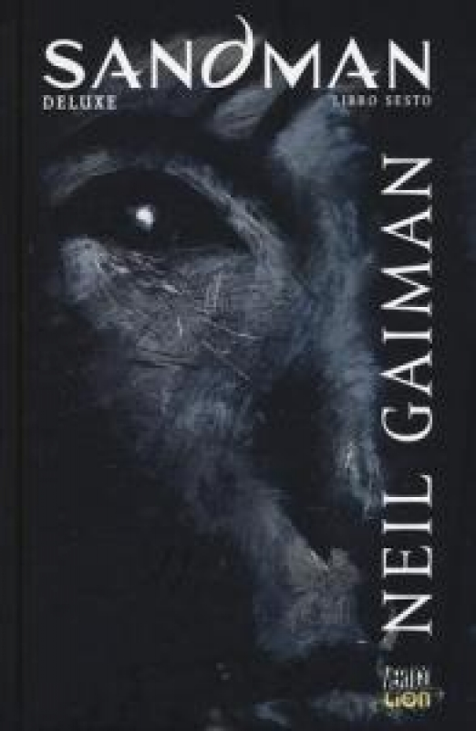 SANDMAN DELUXE VOL. 6 - Libro Sesto