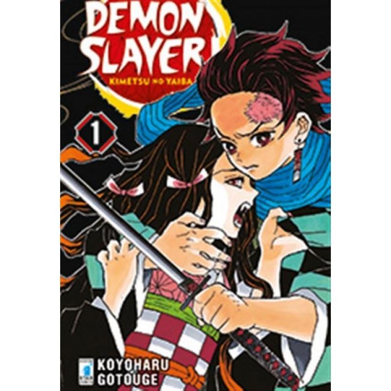 DEMON SLAYER #1 - KIMETSU NO YAIBA