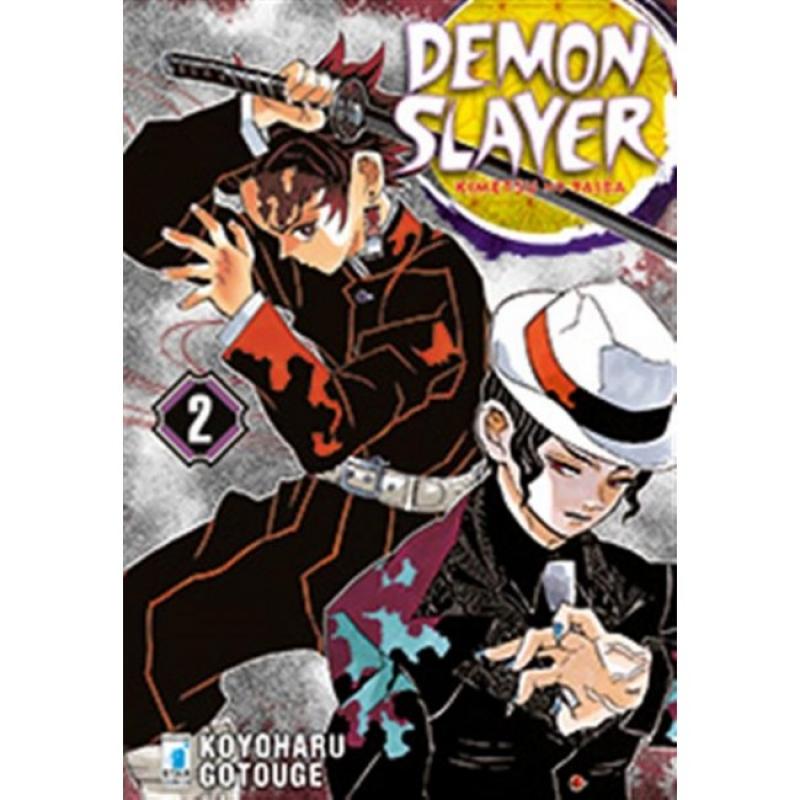 DEMON SLAYER #2 - KIMETSU NO YAIBA