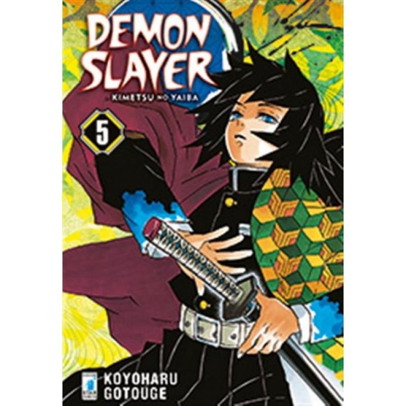 DEMON SLAYER #5 - KIMETSU NO YAIBA