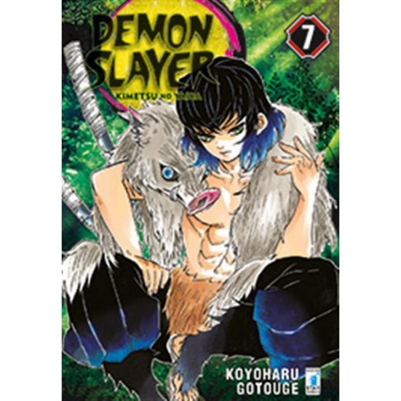DEMON SLAYER #7 - KIMETSU NO YAIBA
