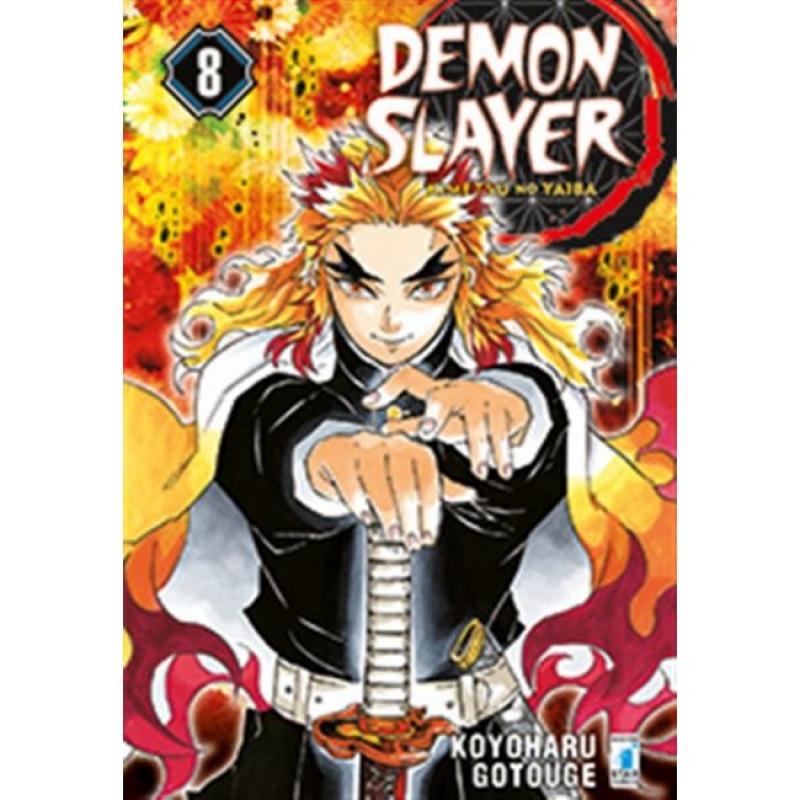 DEMON SLAYER #8 - KIMETSU NO YAIBA