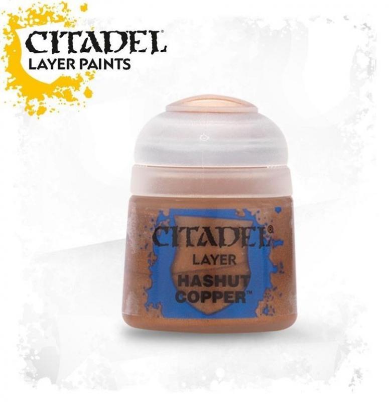 Layer - Hashut Copper (Metallizzato)