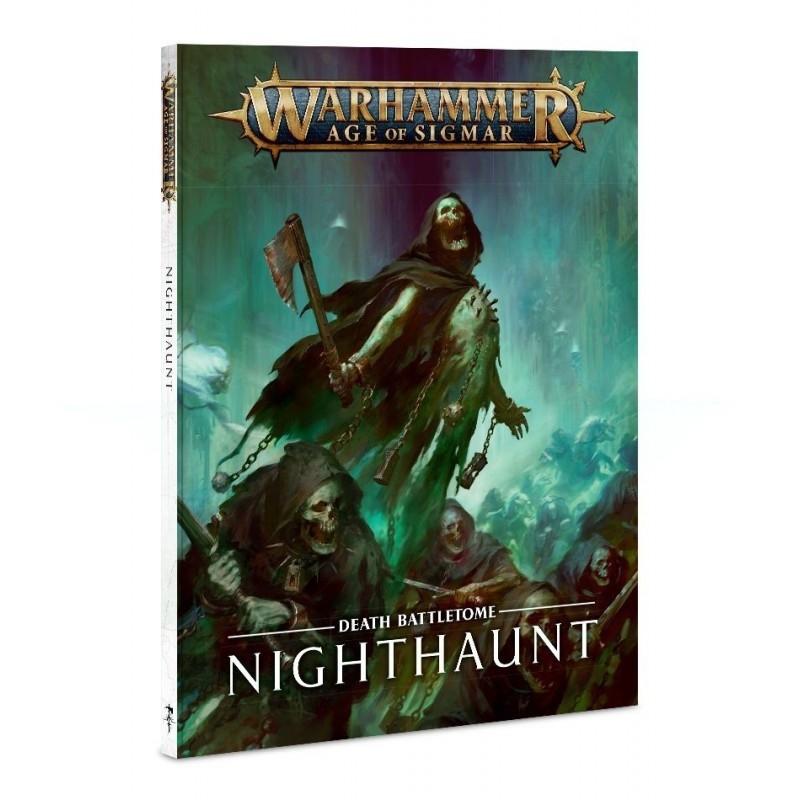 Warhammer Age of Sigmar - DeathBattletome Nighthaunt