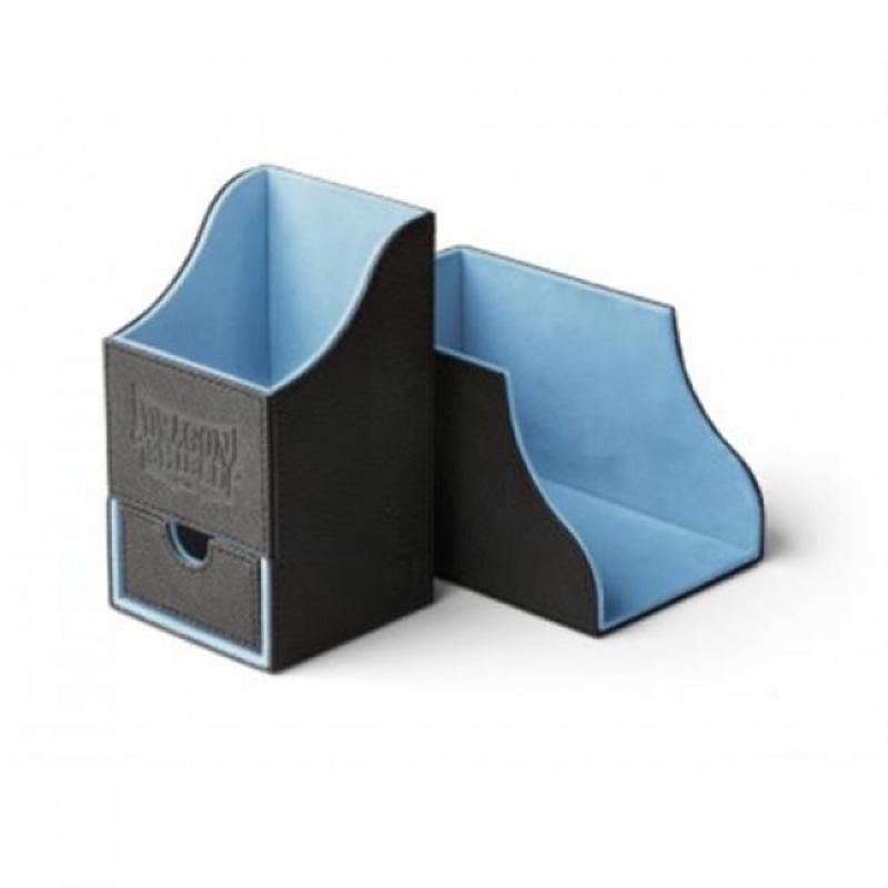 PORTA MAZZO - NEST BOX PLUS - BLACK/BLUE