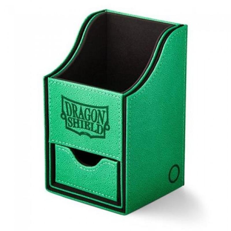 PORTA MAZZO - NEST BOX PLUS - GREEN/BLACK