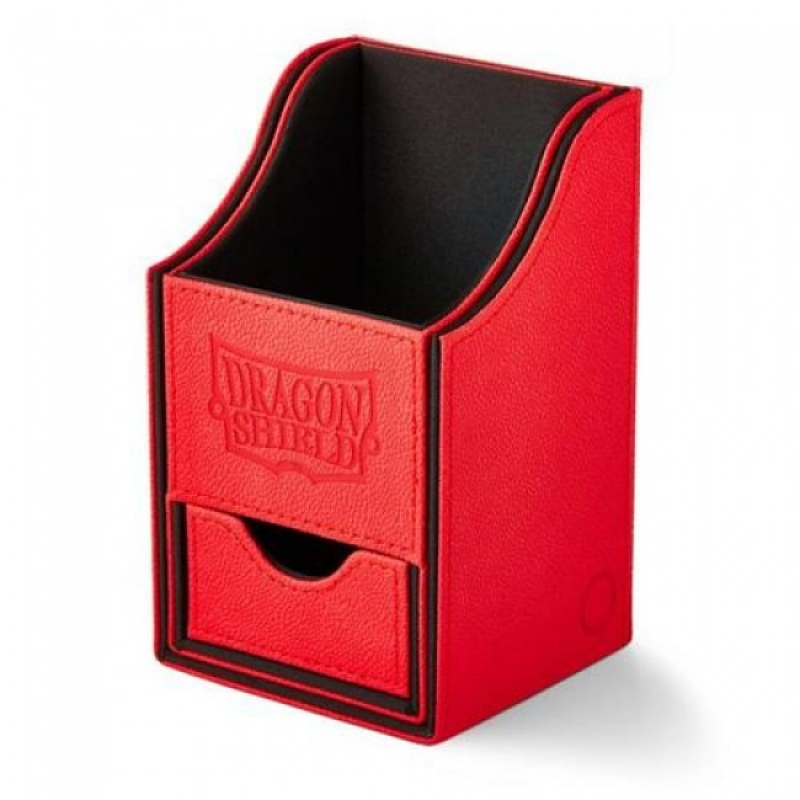 AT-40210 - PORTA MAZZO - NEST BOX PLUS - RED/BLACK