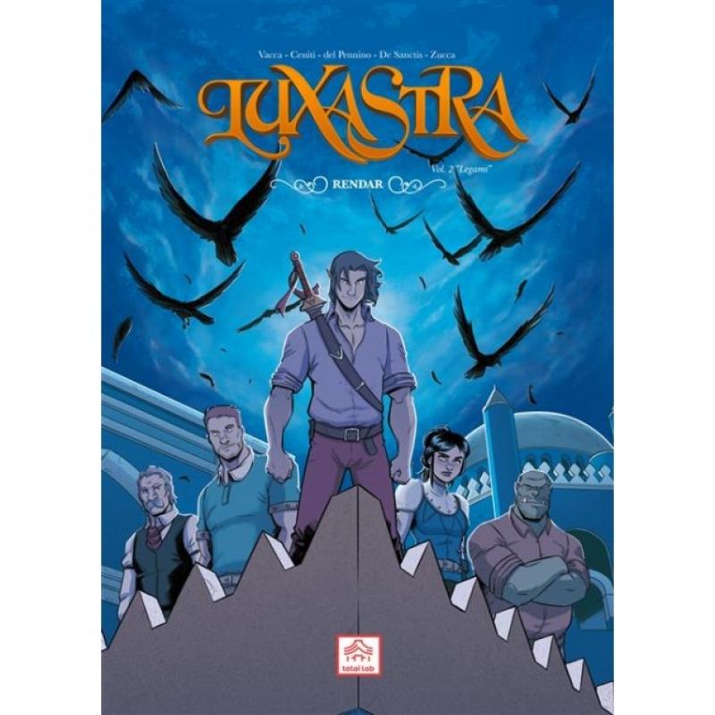 LUXASTRA #2 - LEGAMI