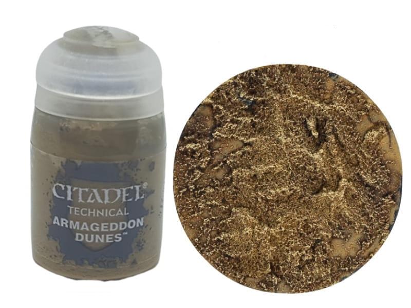TECHNICAL - Armageddon Dunes - Texture per basette