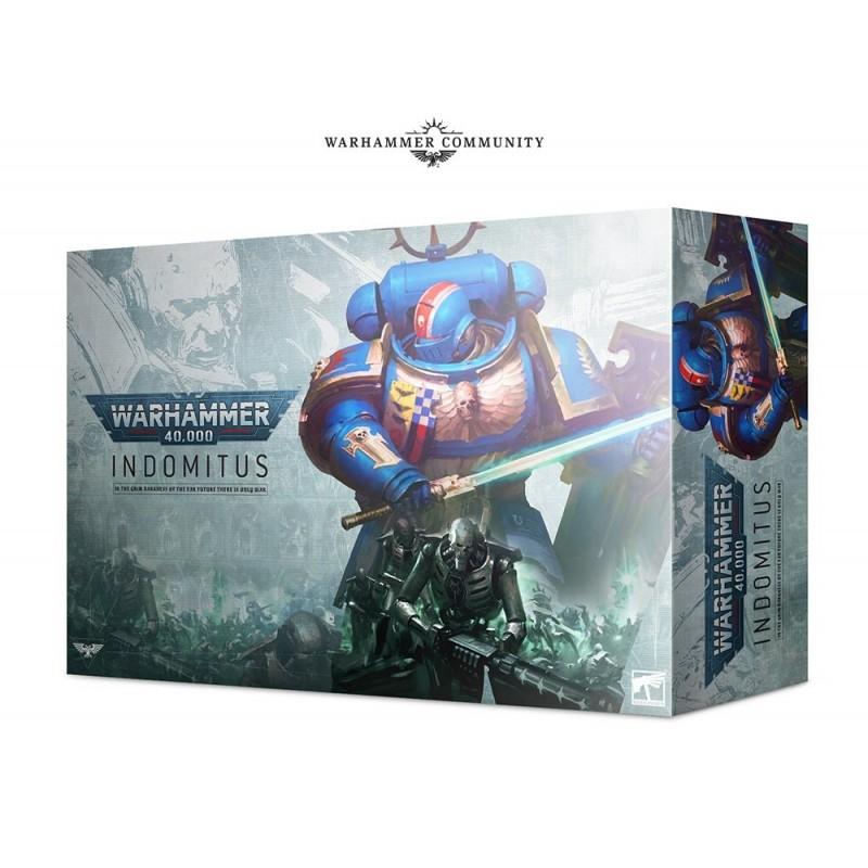 Warhammer 40.000: INDOMITUS - Scatola base Introduttiva Ed. LIMITATA in ITALIANO