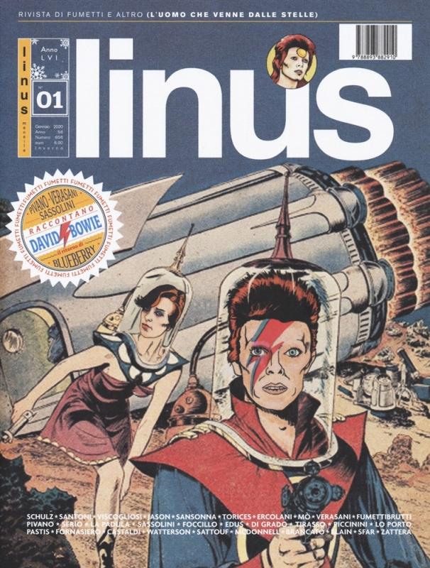 LINUS 01 - LINUS 656 - DICEMBRE 2020