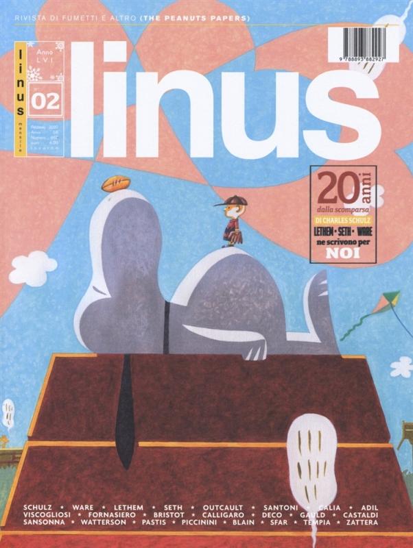 LINUS 02 - LINUS 657 - DICEMBRE 2020