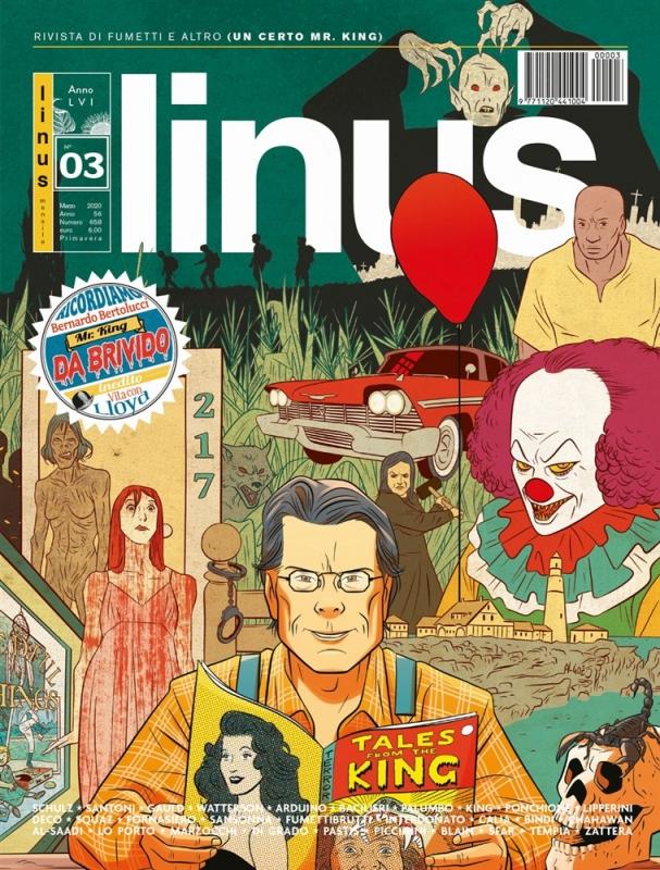 LINUS 03 - LINUS 658 - MARZO 2020