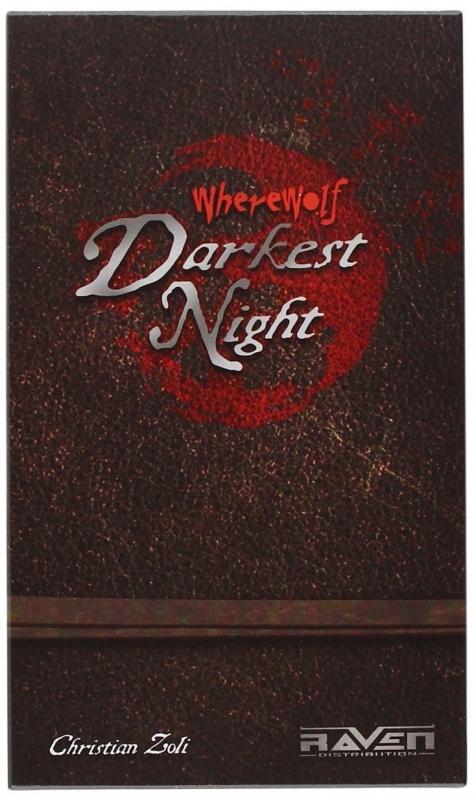 WHEREWOLF DARKEST NIGHT ED. ITA
