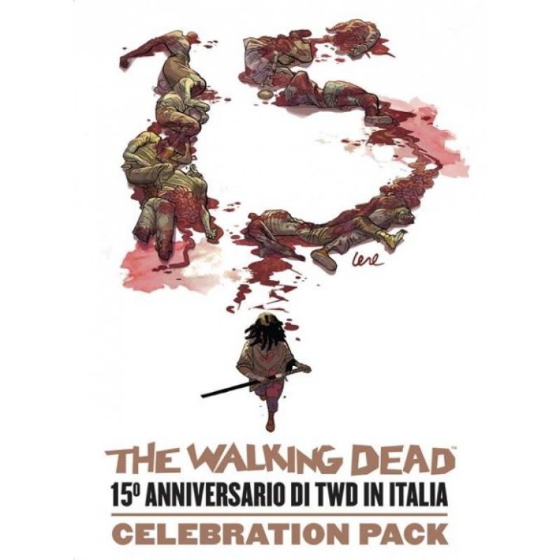 THE WALKING DEAD 70 - BOX QUINDICESIMO ANNIVERSARIO