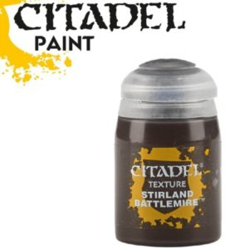 TECHNICAL - Stirland Battlemire - Texture per basette