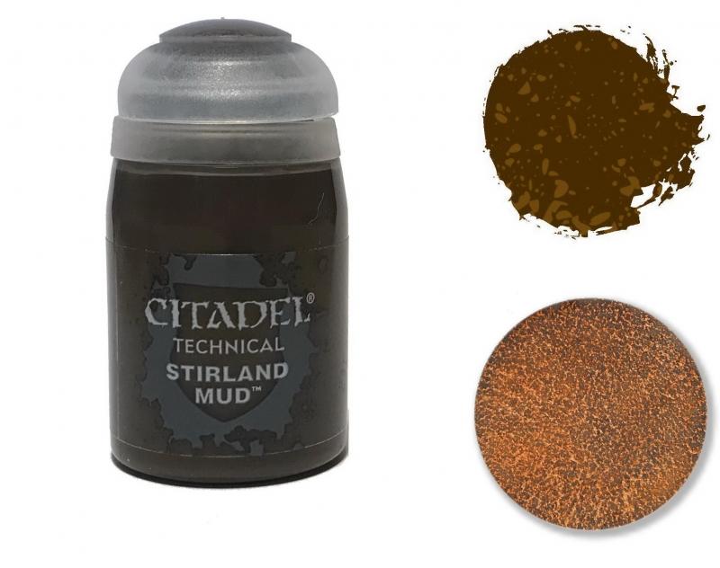 TECHNICAL - Stirland Mud - Texture per basette