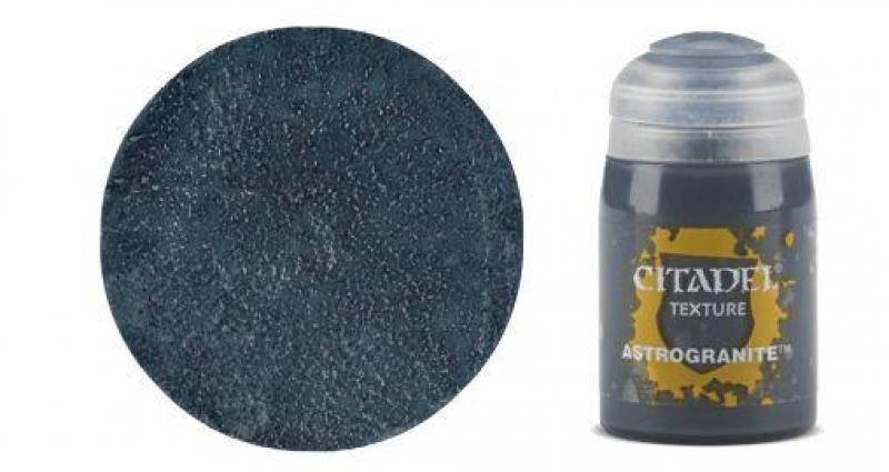 TECHNICAL - Astrogranite - Texture per basette