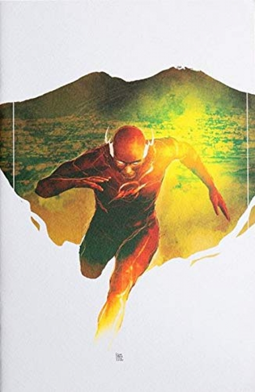 Flash #1 - VARIANT MUSEUM EDITION