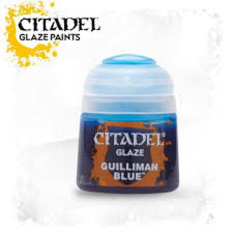 Glaze - GUILLIMAN BLUE