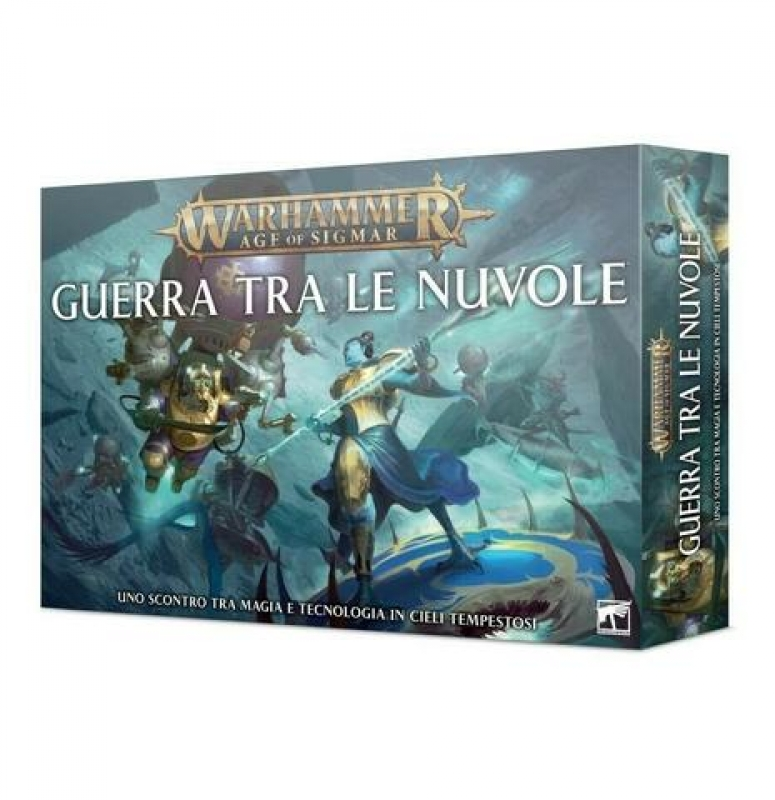 WARHAMMER AGE OF SIGMAR - GUERRA TRA LE NUVOLE - Scatola base