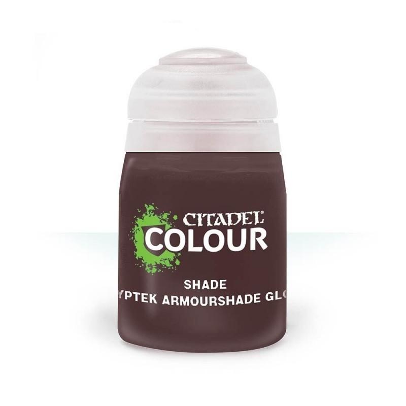 SHADE - Cryptek Armourshade Gloss (Lavatura Marrone scuro lucido)