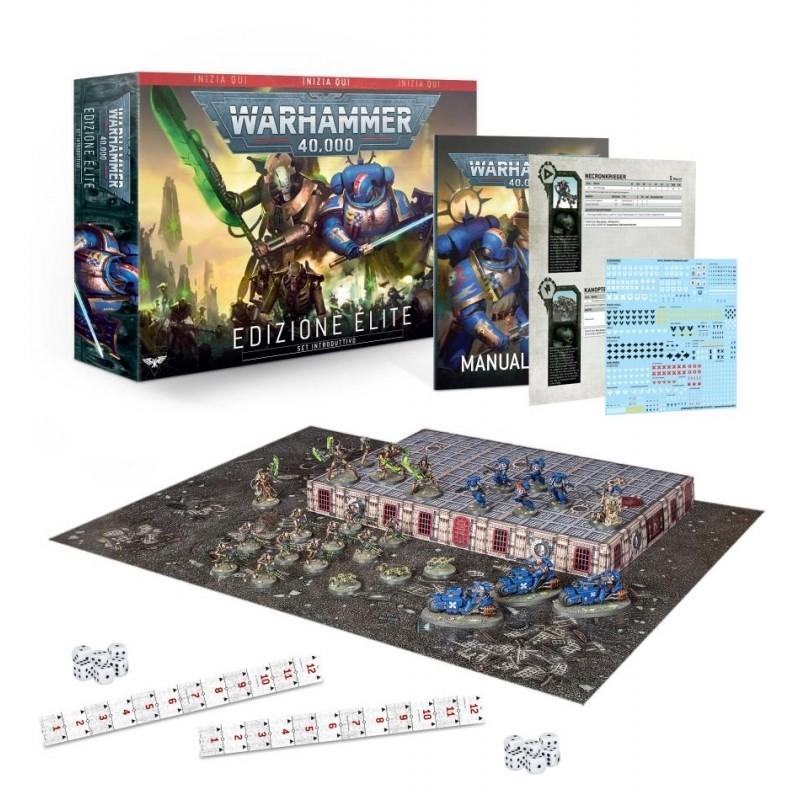 Warhammer 40.000 - Set Introduttivo - EDIZIONE ELITE