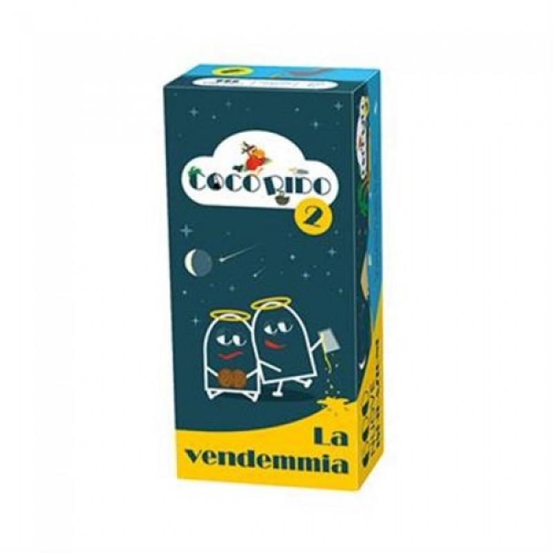COCO RIDO 2 - LA VENDEMMIA ( CARDS vs HUMANITY)