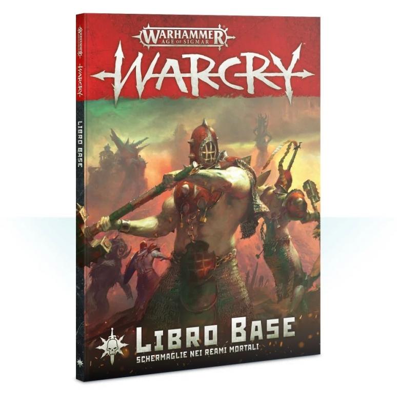 Warcry: Libro base - Regolamento