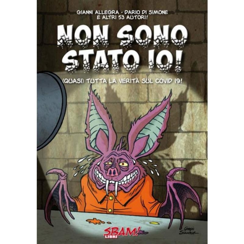 NON SONO STATO IO! - AUTOGRAFATO