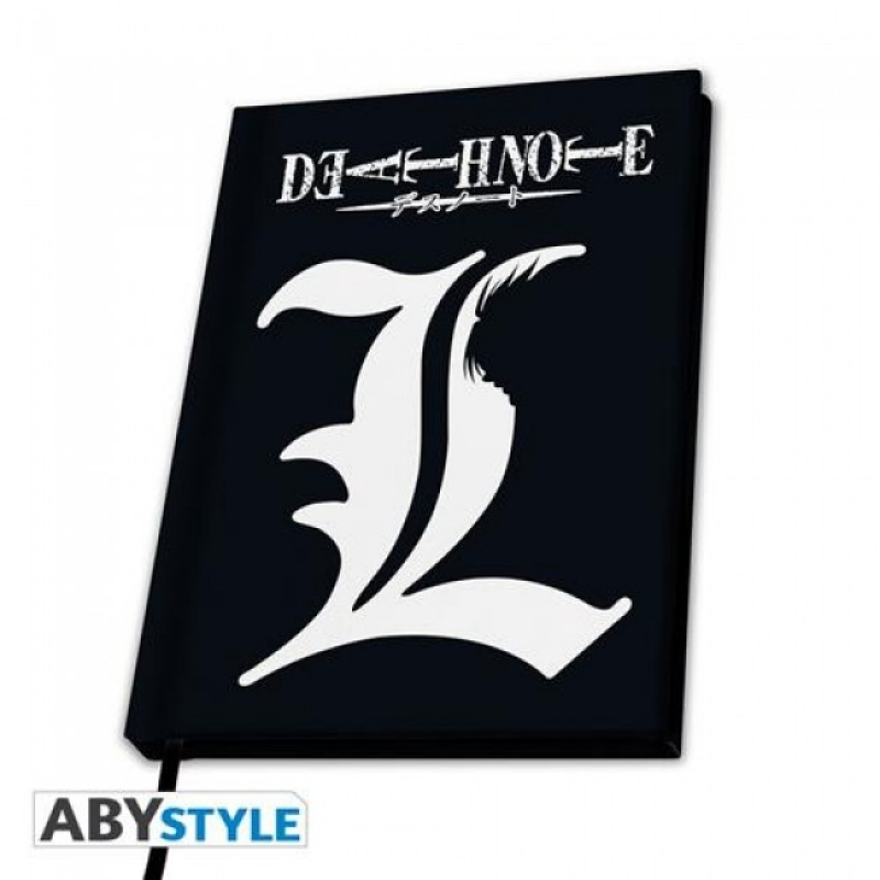 DEATH NOTE - NOTEBOOK