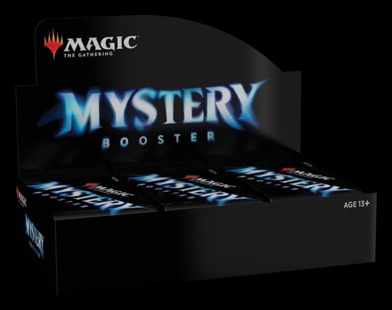 Magic the Gathering - BOX da 24 MYSTERY BOOSTER (Inglese)