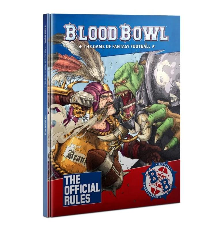 Blood Bowl - Libro delle regole del Gioco Fantasy del Football americano! (Nuova edizione)