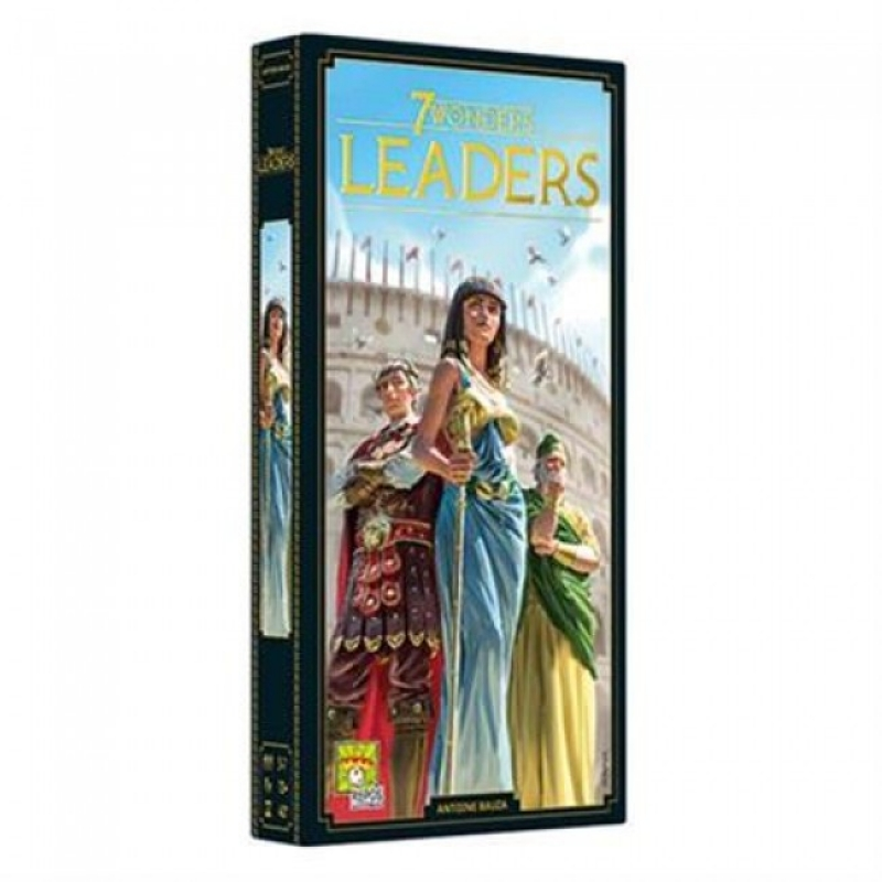 7 WONDERS LEADERS - NUOVA EDIZIONE