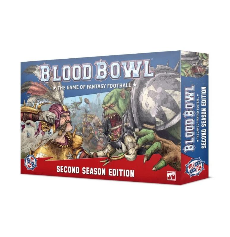 Blood Bowl Second Season Edition - Il Gioco Fantasy del Football americano! (Inglese)