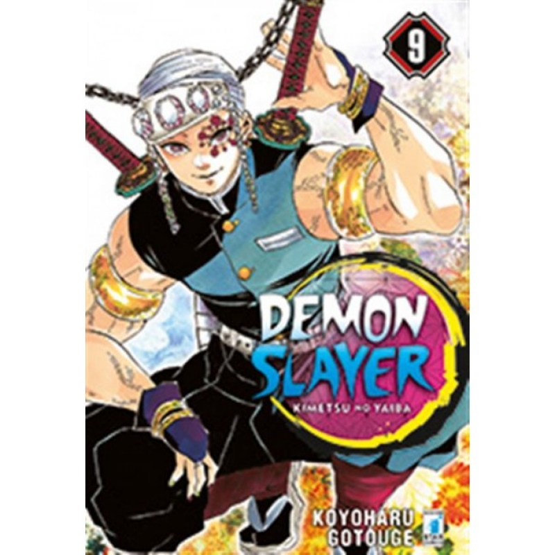 DEMON SLAYER #9 - KIMETSU NO YAIBA