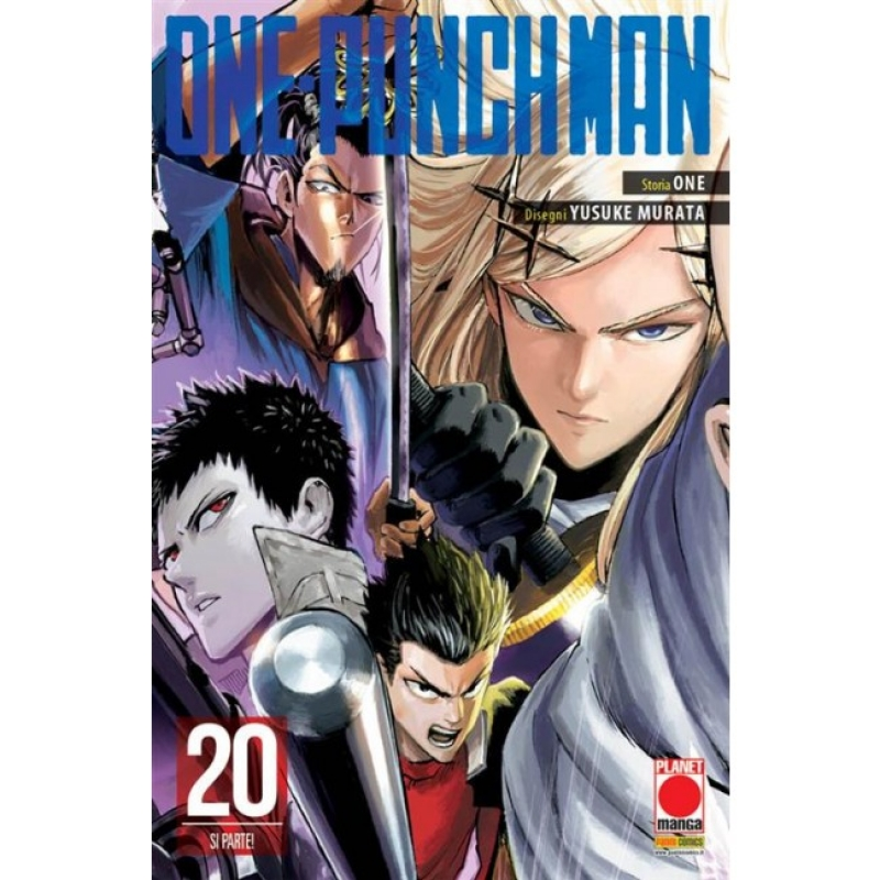 ONE-PUNCH MAN #20