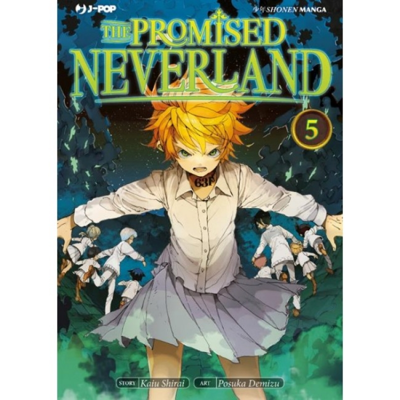 THE PROMISED NEVERLAND #5