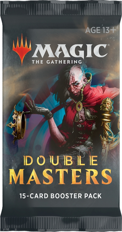 Magic the Gathering - DOUBLE MASTERS Booster Pack (Inglese)