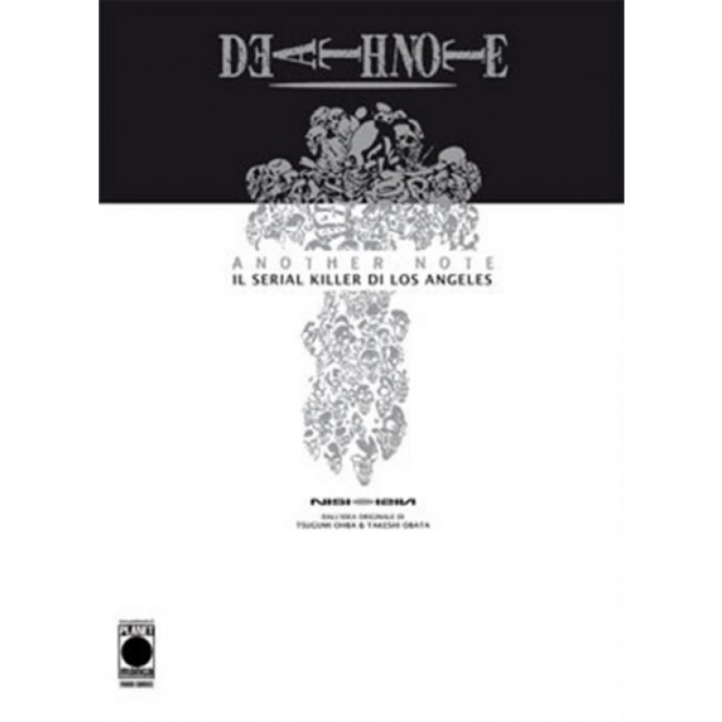 DEATH NOTE ANOTHER NOTE - ROMANZO - RISTAMPA