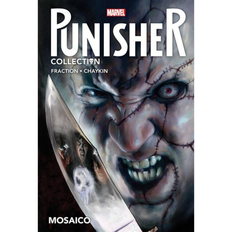 PUNISHER COLLECTION 13 - MOSAICO