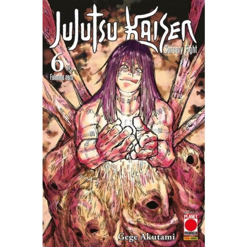 JUJUTSU KAISEN - SORCERY FIGHT #6 - RISTAMPA
