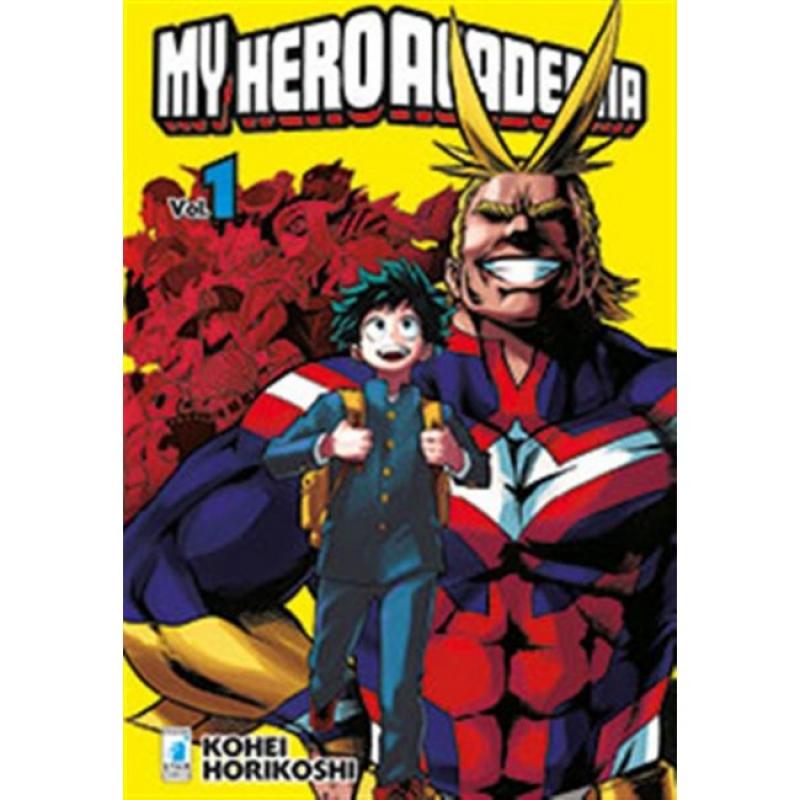 MY HERO ACADEMIA #1