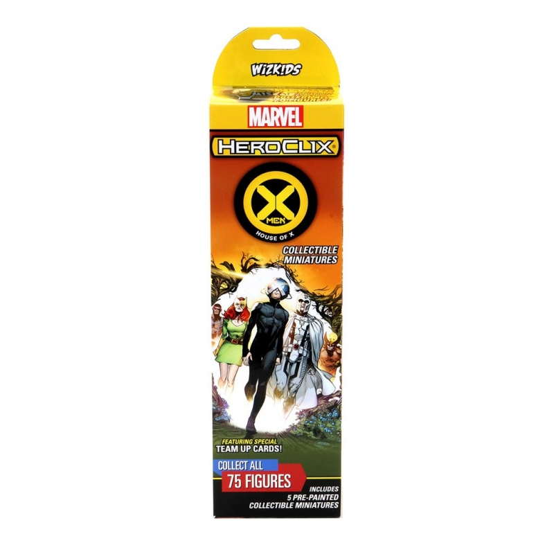 Marvel Heroclix - X-Men House Of X - Booster pack