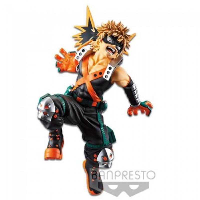 39939 - MY HERO ACADEMIA - KING OF ARTIST - KATSUKI BAKUGO FIGURE
