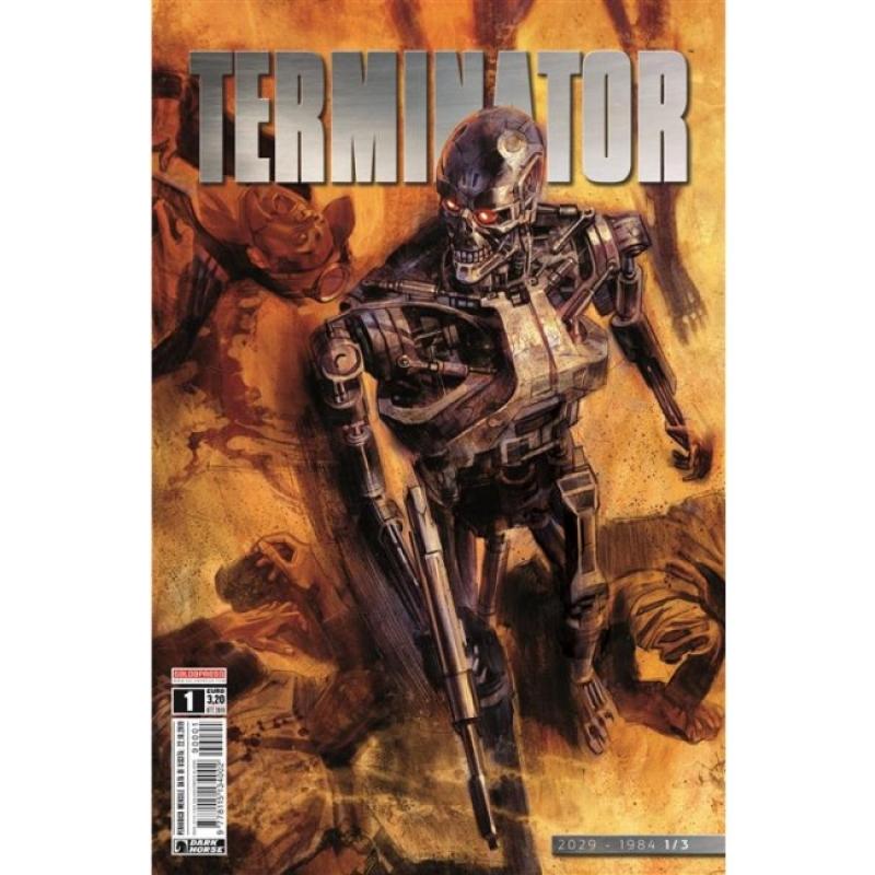 TERMINATOR 1 - Vol. 1 / 3