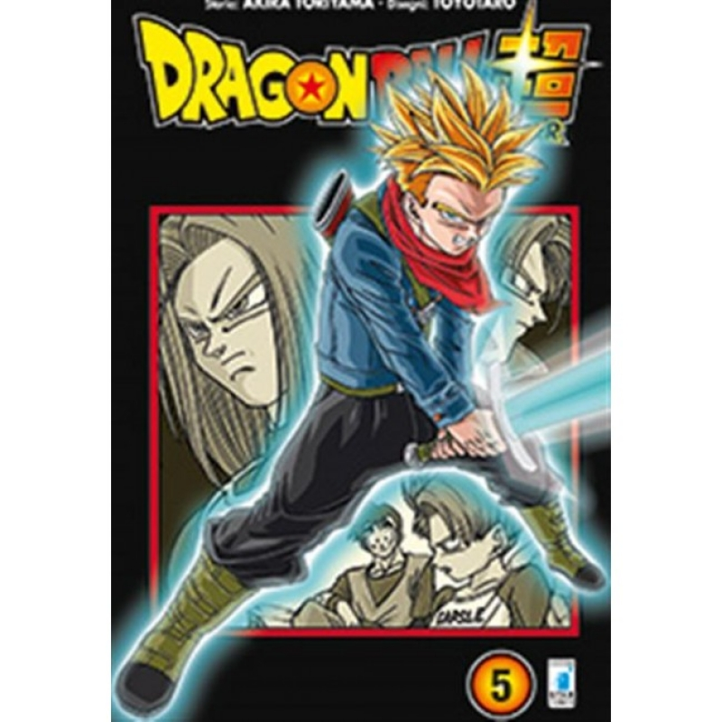 DRAGON BALL SUPER #5 - Limited Edition