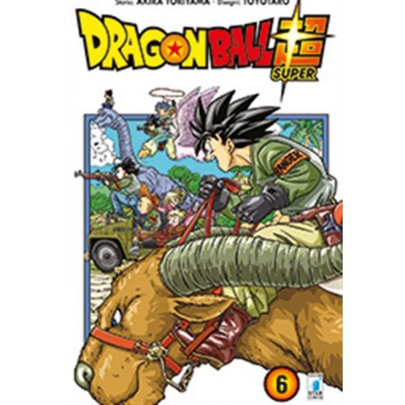 DRAGON BALL SUPER #6