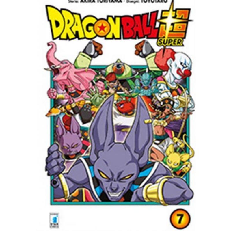 DRAGON BALL SUPER #7